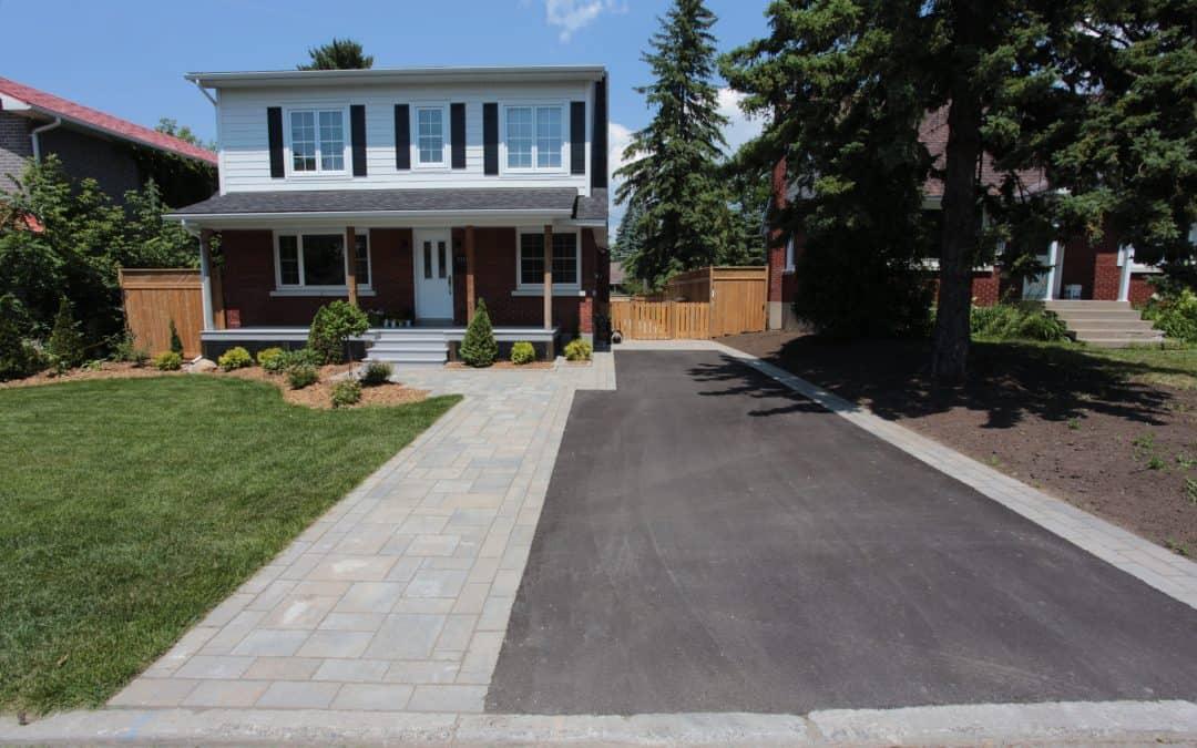 Interlock Driveway Extensions