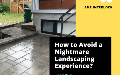 Avoid A Nightmare Landscaping Experience