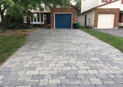 interlock driveways