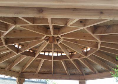 pergola roof design