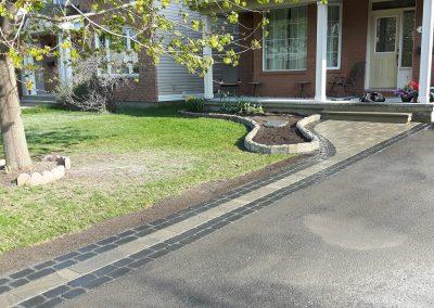 driveway path interlock