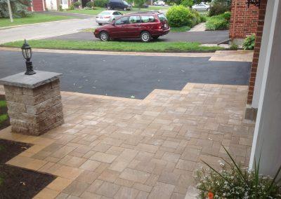 driveway patio