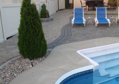 poolside interlock