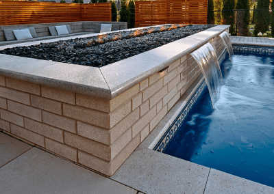 techobloc water feature