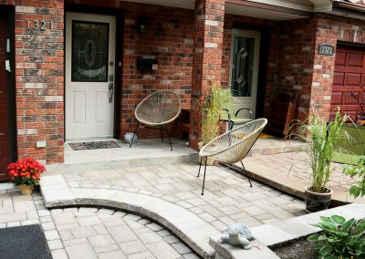 Interlock Paver Landscaping