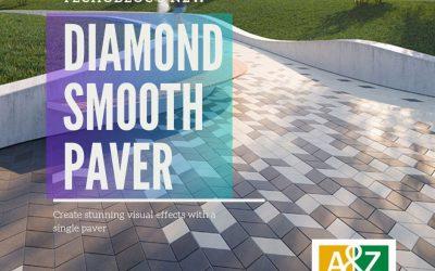 Techobloc's New Diamond Paver