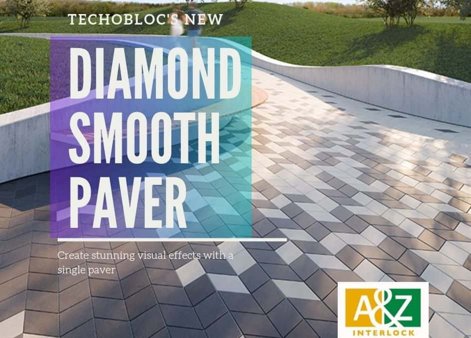 Techobloc's New Diamond Paver