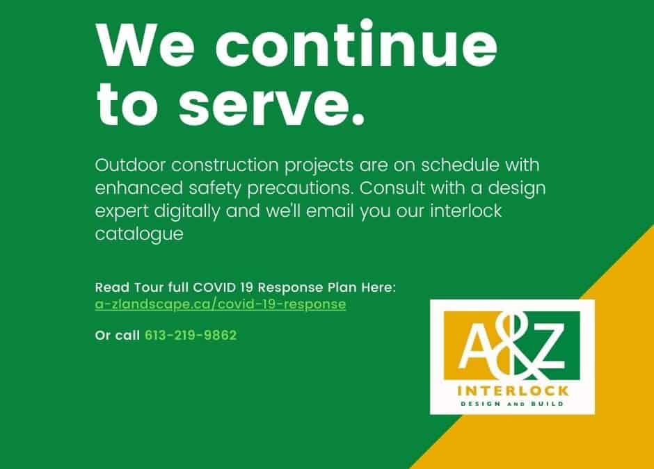 A&Z Interlock COVID 19 Response