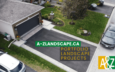 Driveway Extension & Front Entrance Landscaping