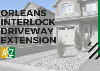 orleans driveway erxtension featured image