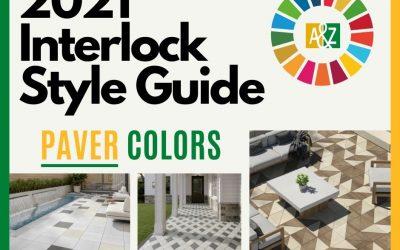 Interlock Paver Color Guide For 2021