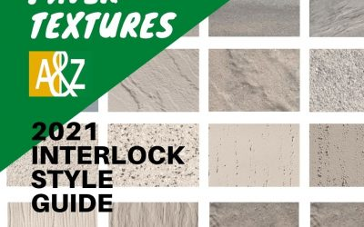 Interlock Paver Texture Guide For 2021