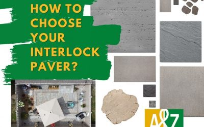 How To Choose The Best Interlock Stones For Your Landscape